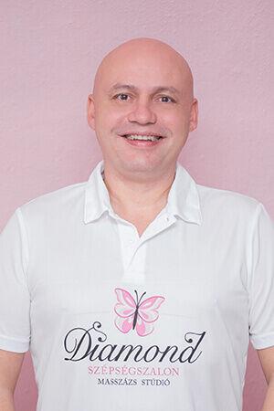 Darmos Sándor ügyvezető